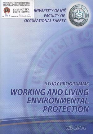 Working and living environmental protection